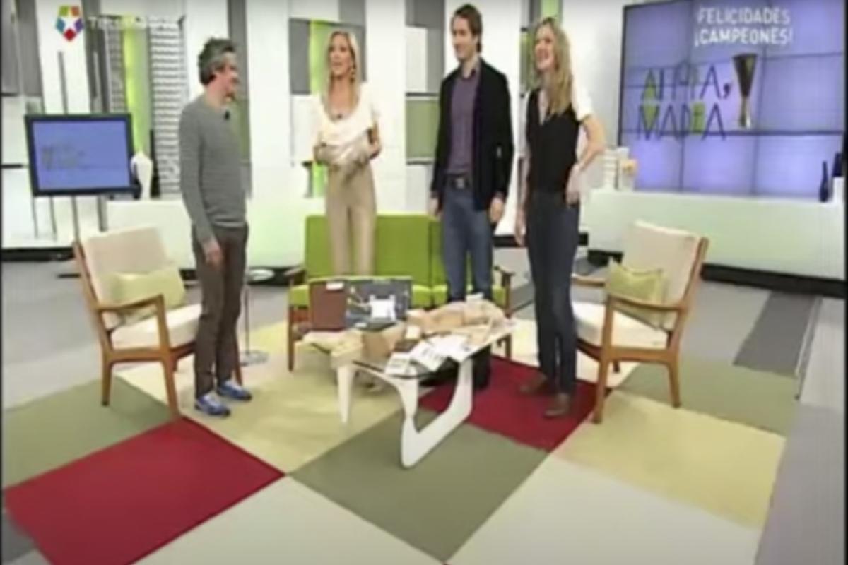 TV Telemadrid Infiniski