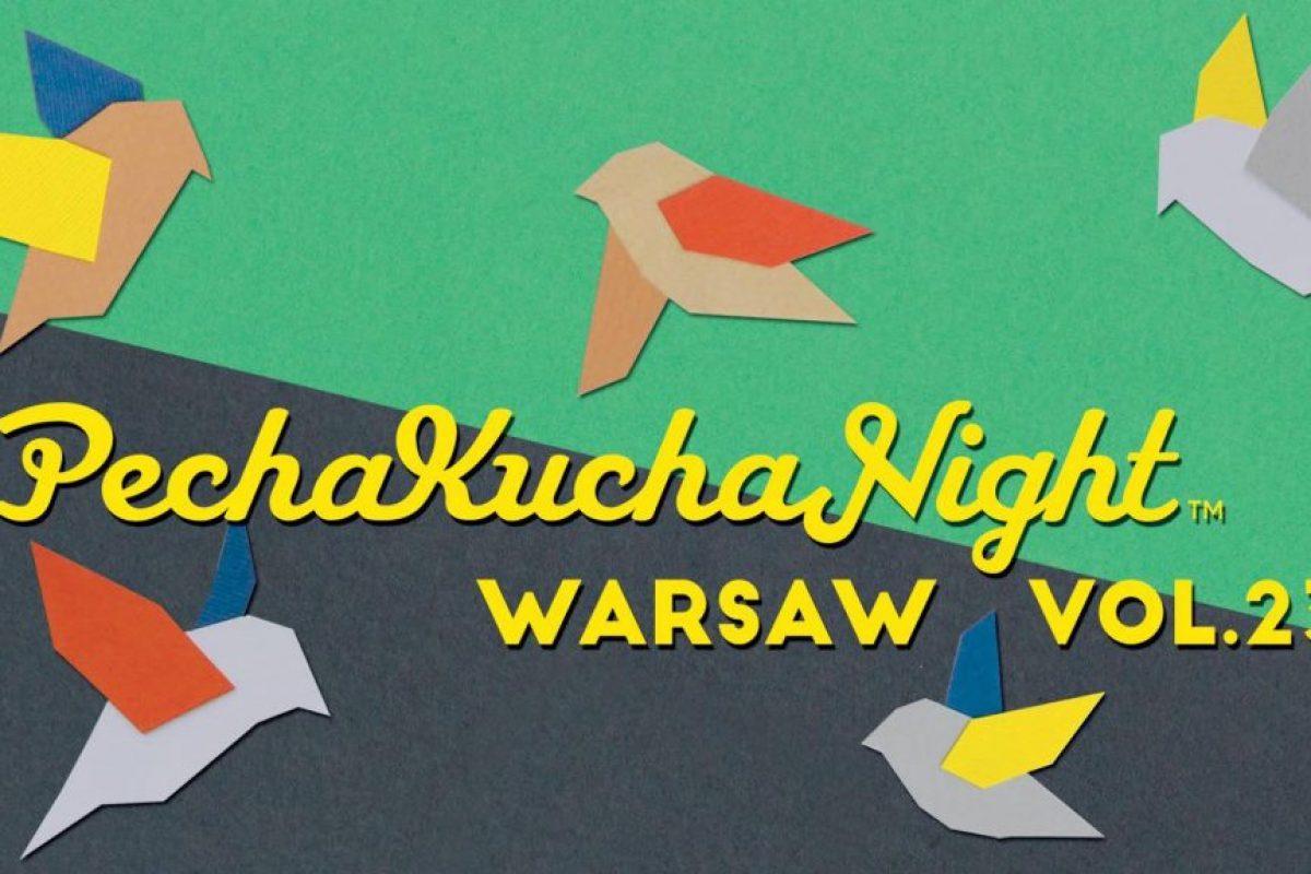 Pecha Kucha Warszawa