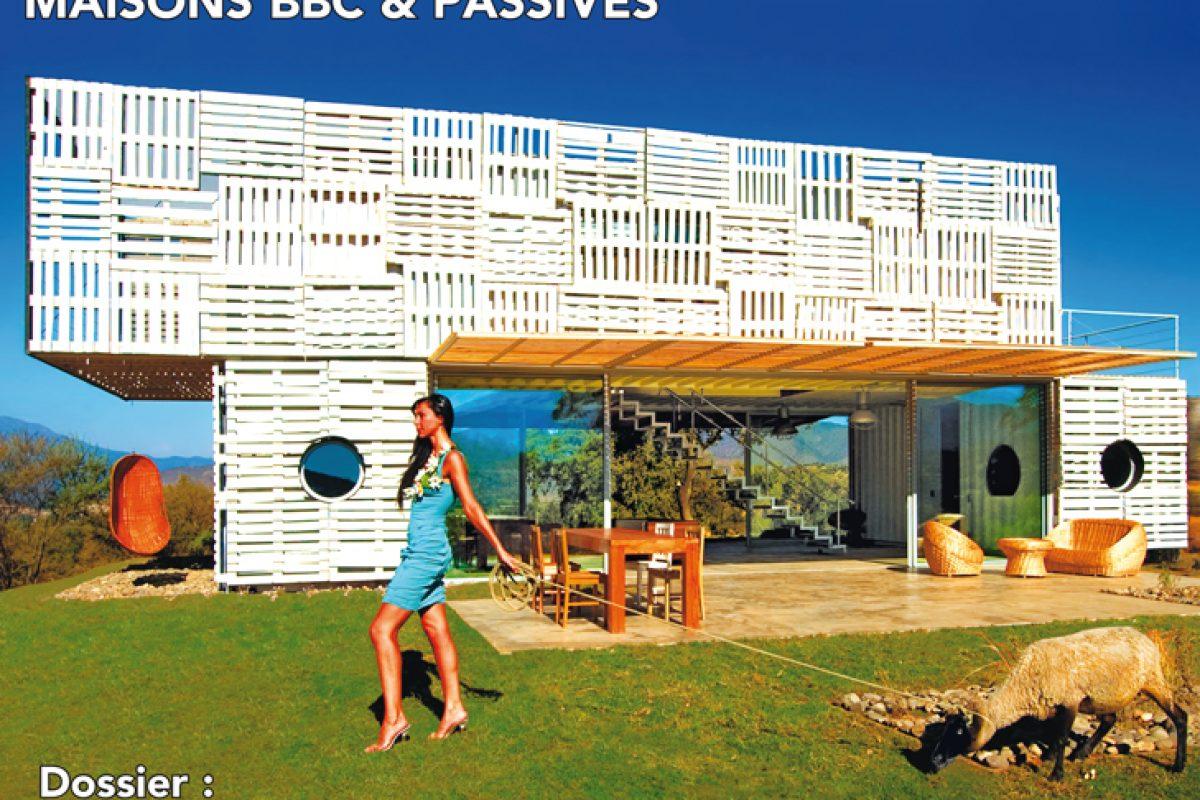 Bois Architecture Infiniski Manfesto House Francia
