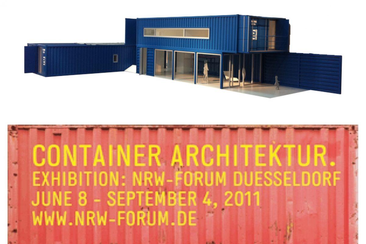 Container Arkitectur Dusseldorf