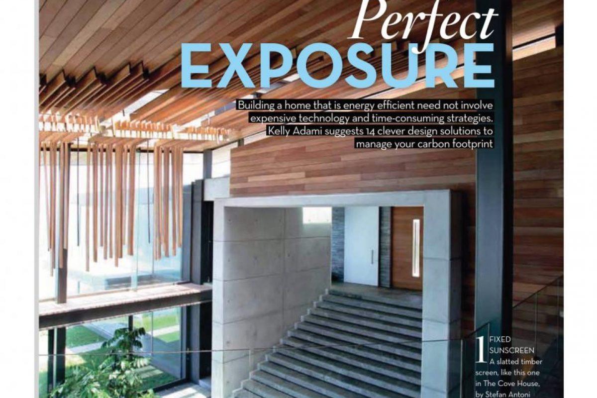 House&Garden Magazine Infinski Manifesto House