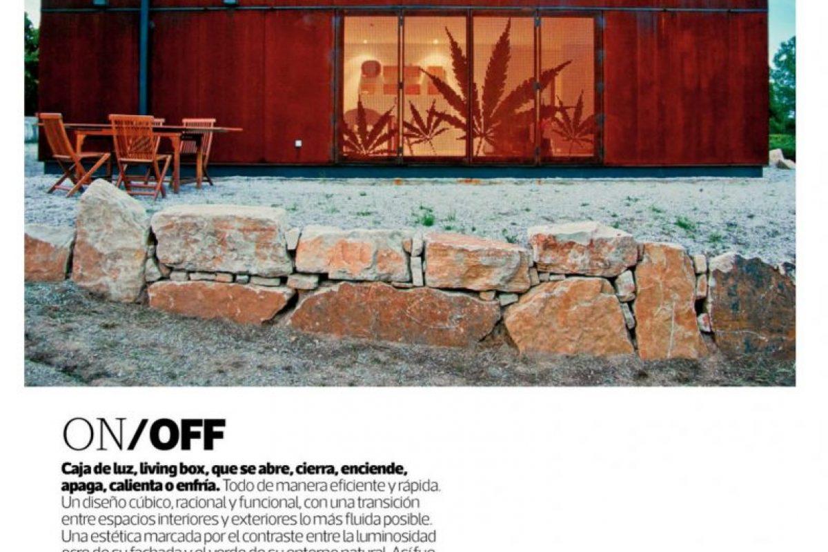 Revista Mas Deco Menta House
