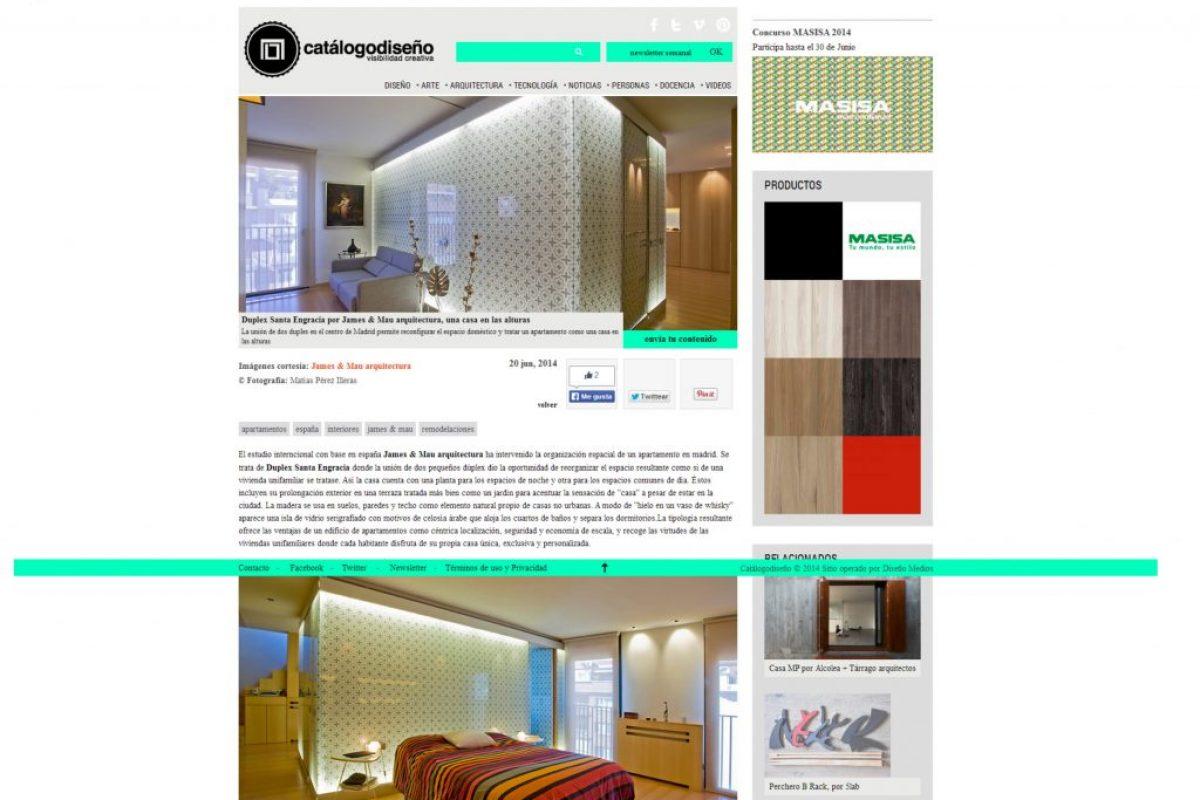 Catálogo Diseño Duplex santa engracia