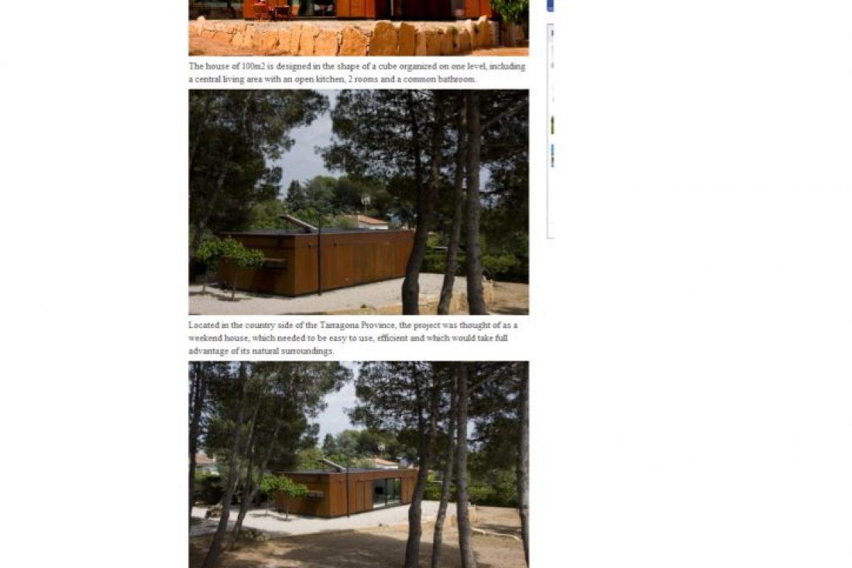 DeScroll Tarifa House & Menta House